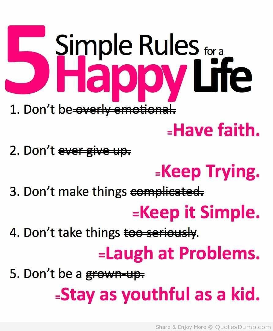 Funny Quotes About Life And Happiness In Quotes
