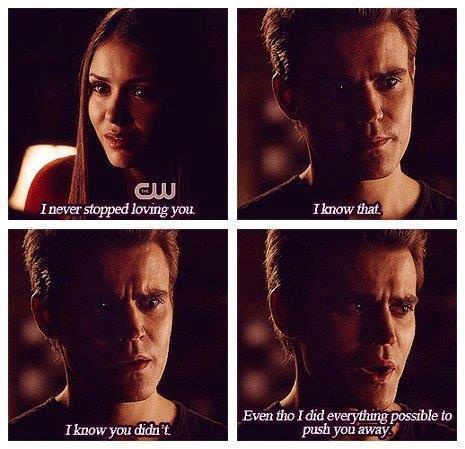 The Vampire Diaries Quote