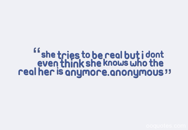 Anonymous Deep Love Quotes