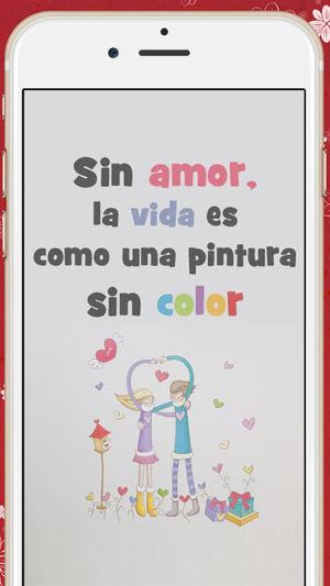 Liebe Zitate In Spanisch Romantische Bilder Mit Nachrichten Zu Erobern Premium Im App Store