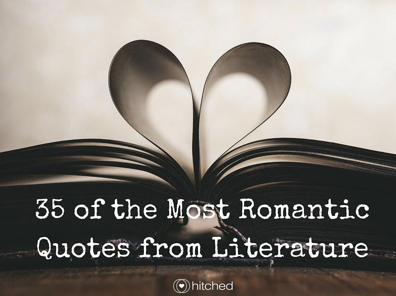 Romantic Quotes From Literature