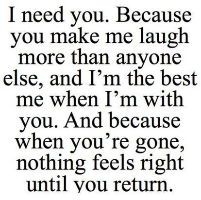 Great Quotes For Boyfriend