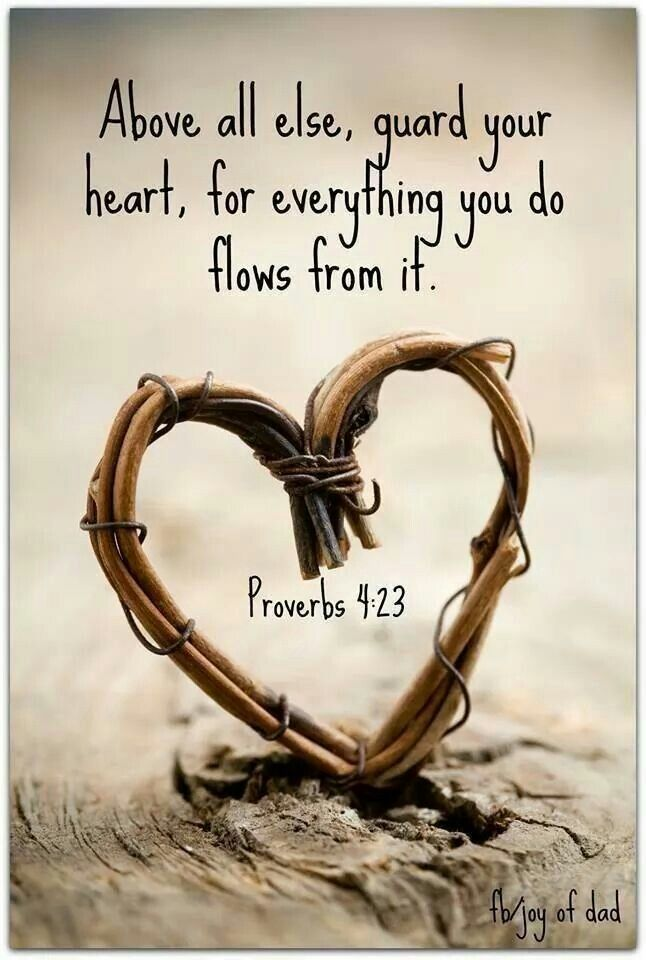 Guard Your Heart Proverbs  Relationships Quotes Proverbs   Inspiration Bible Quotes Bible Scriptures Guard Love Quotes Pinterest