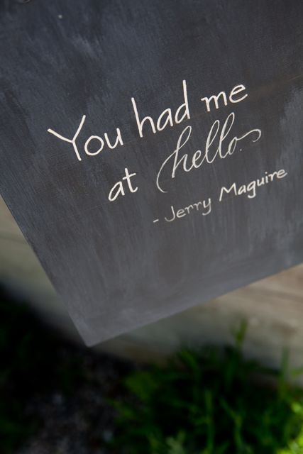You Had Me Ato Jerry Maguire