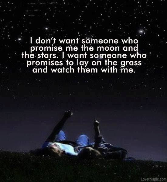 Quotes About Love Under The Stars