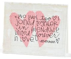 January February  Simple Sentiments January February  Paper Crafts  C B Love Friendship Quoteswedding