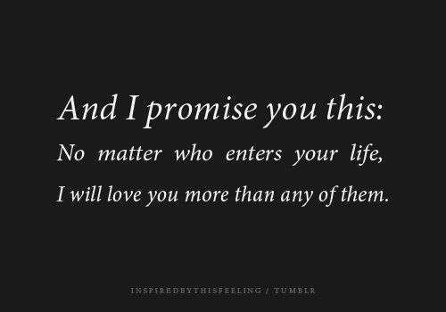 Love Lost Quotes Feelings Love Promise Quotes Inspiring Picture On Favim