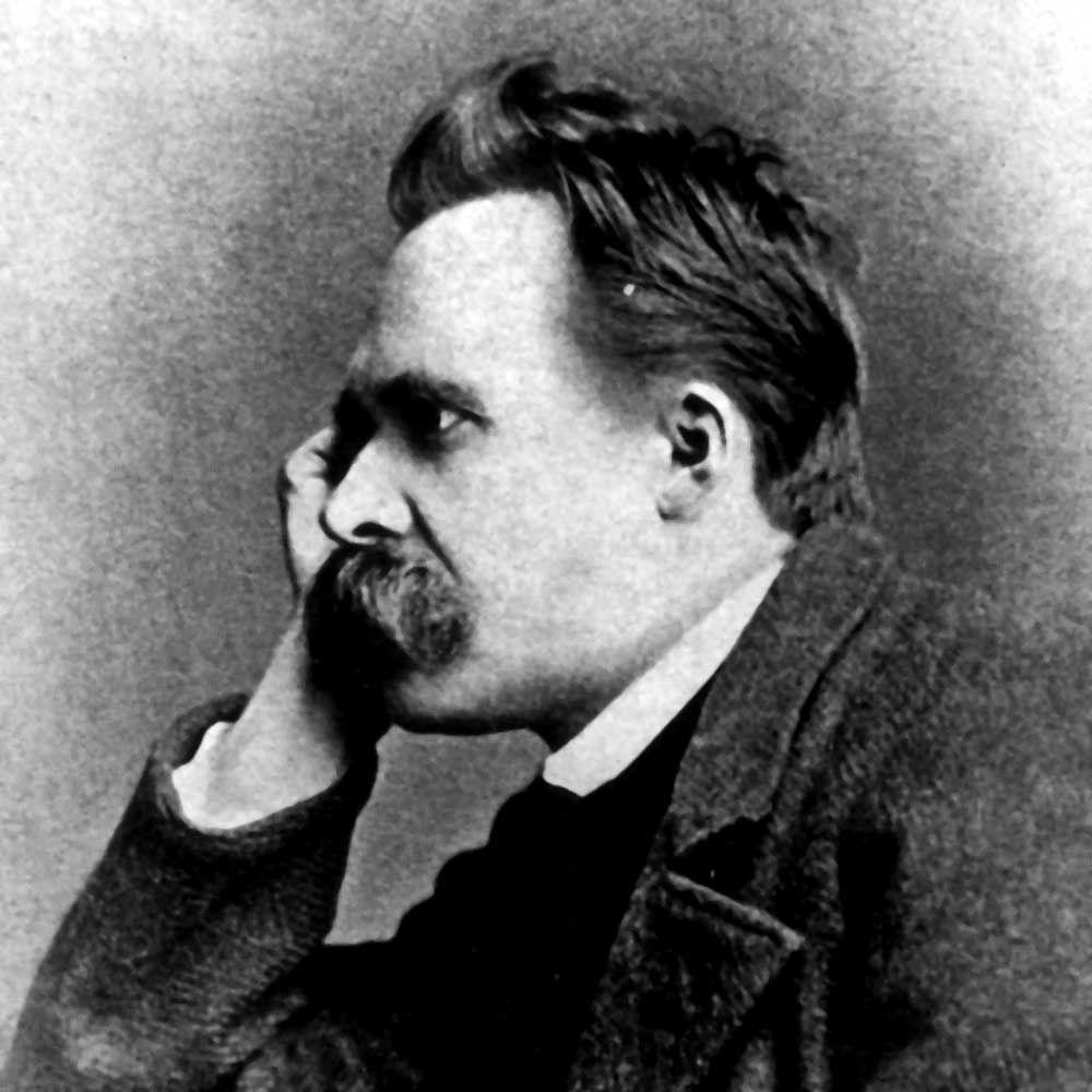 Sein Werk Enthalt Scharfe Kritiken An Moral Religion Philosophie Wissenschaft Und Kunst Sein Bekanntestes Zitat Ist Gott Ist Tot Nihilismus