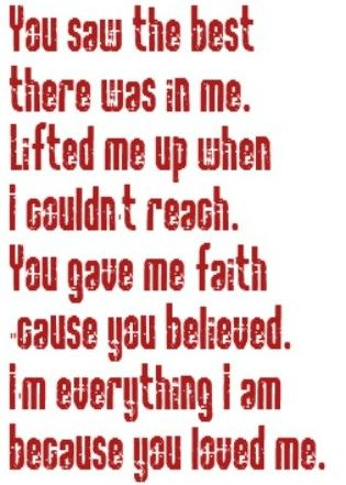 Celine Dion Because You Loved Me Song Lyrics Song Quotes Music Lyrics