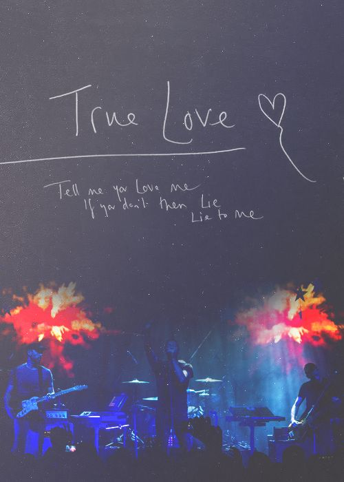 Love Quotes From Coldplay Songs