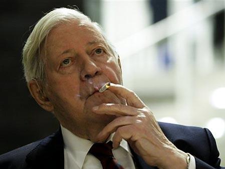Helmut Schmidt Hat Ausernst Geschrieben Ap