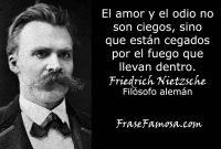 Frases De Friedrich Nietzsche Frases De Amor Frase Famosa