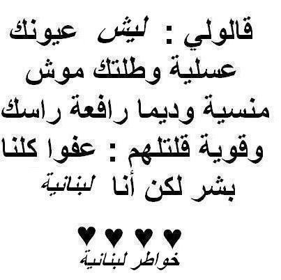 Lebanese And Proud