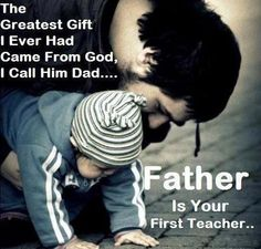 Love U Dad You Are My Hero