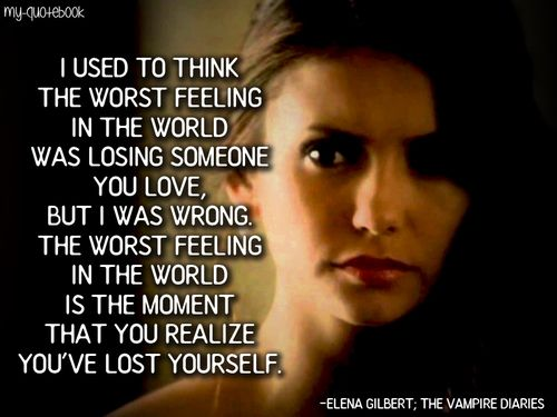 Image De Nina Dobrev Elena Gilbert And Quote