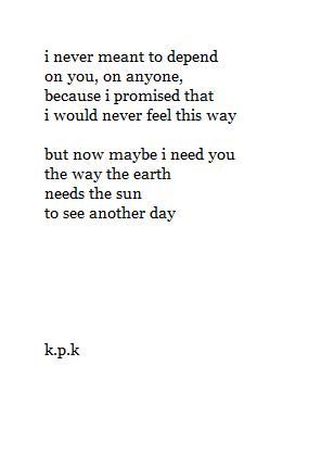Poem Tumblr