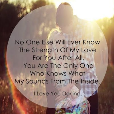 I Love You So Much Quotes For Darling With Wonderful Pictures