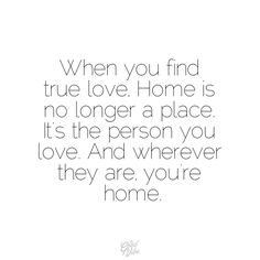 Quotes About Home And Love Hover Me
