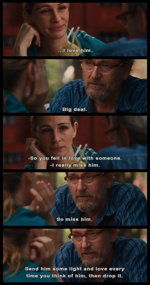 Eat Pray Love One Of The Best Moments Of The Send Him