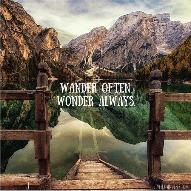 Travel And Adventure Quotes To Inspire Wander
