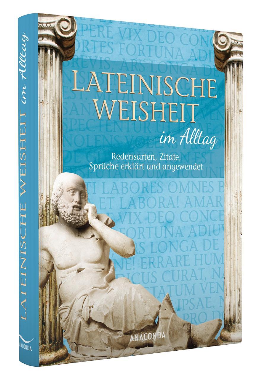 Lateinische Weisheit Im Alltag Redensarten Zitate Spruche Erklart Und Angewendet Amazon De Walther Frederking Bucher