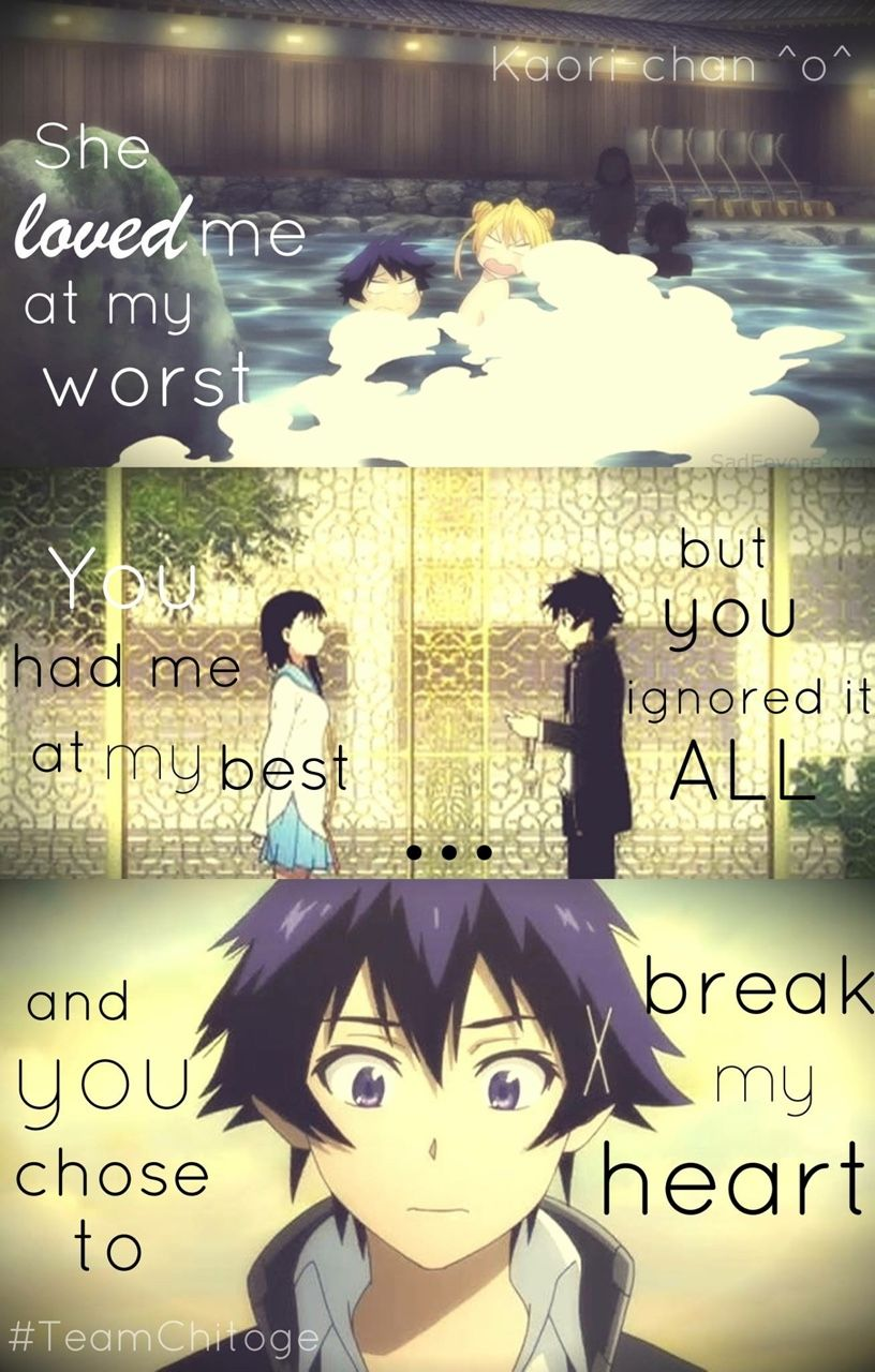 Anime Quotes Love Google Search