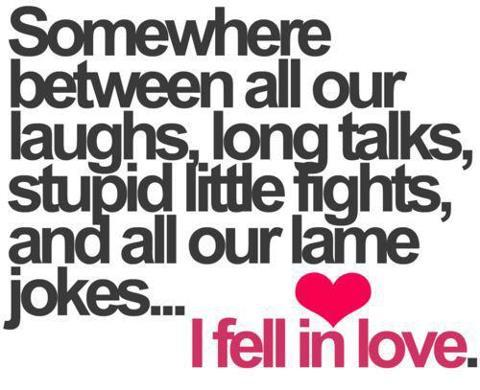 Quotes Falling In Love Funny Sayings Inspirational