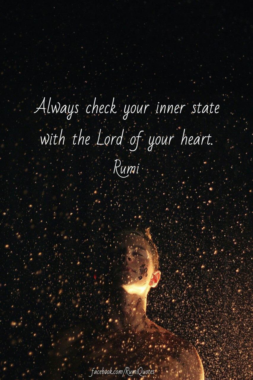 Rumi Persian Poet