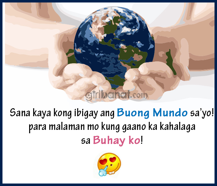 Cheesy Tagalog Love Quotes And Messages
