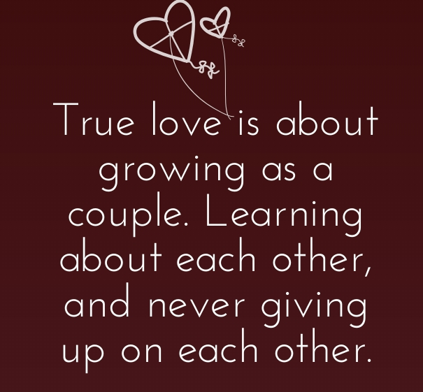 Dont Give Up On Love Quotes And Sayings