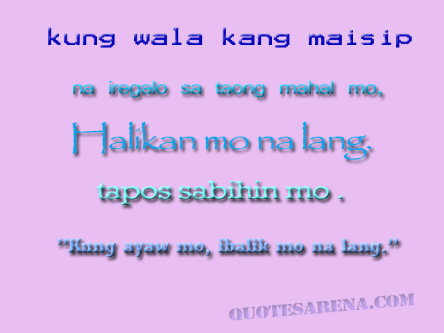 Funny Joke Love Quotes Tagalog Joke Love Quotes Tagalog Twitter
