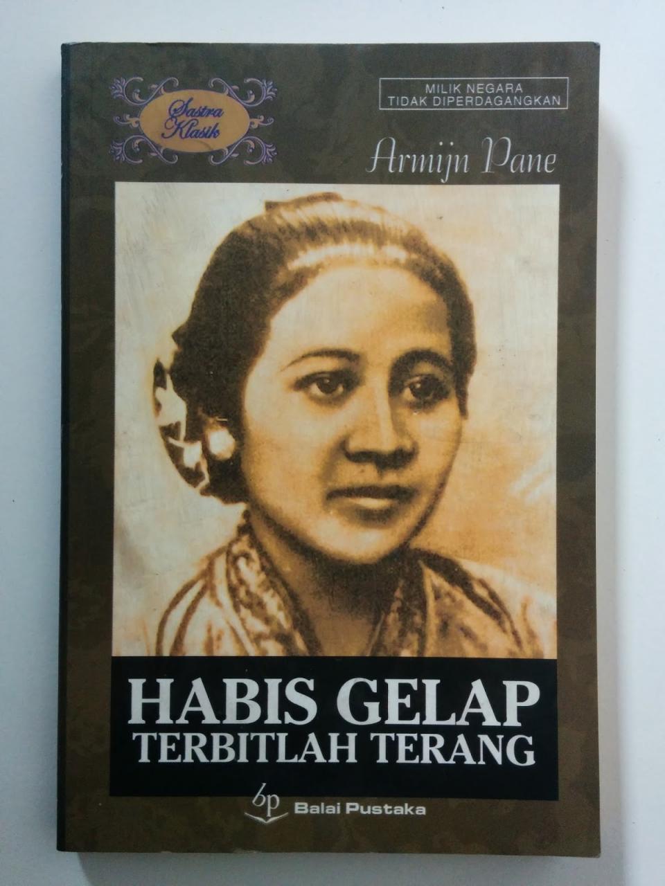 Download Habis Gelap Terbitlah Terang Ebook Free Pr
