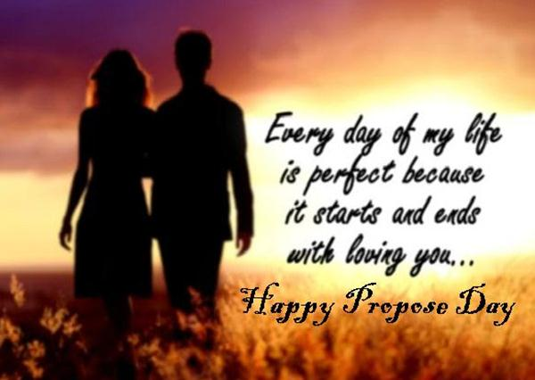 Happy Propose Day Quote Picture