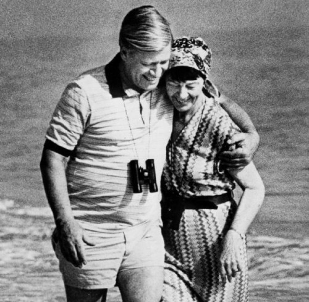 Hannelore Schmidt Helmut Schmidt