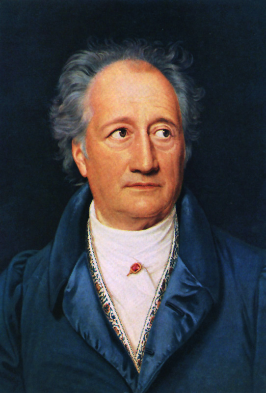 Johann Wolfgang Von Goethe Simple English Wikipedia The Free Encyclopedia