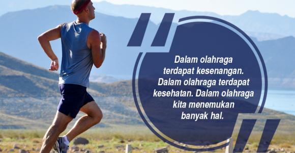 Kata Bijak Olahraga Katakan Cintamu