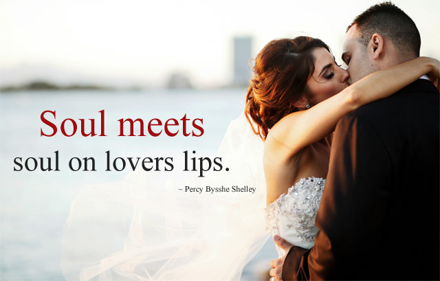 Lip To Lip Kissing Quotes
