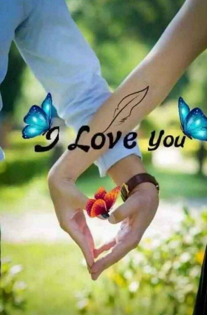Sweet I Love You Pic For Whatsapp Dp Pic