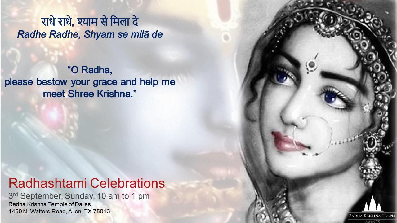 Aug Radha Rani The Incarnation Of Devotion And Selfless Love