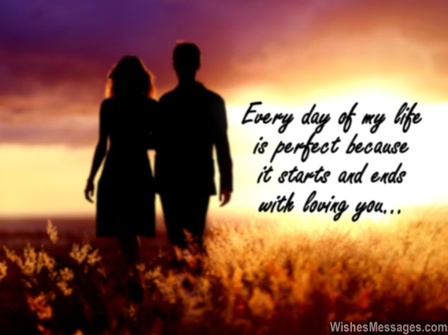 Romantic Quote From Wife To Husband