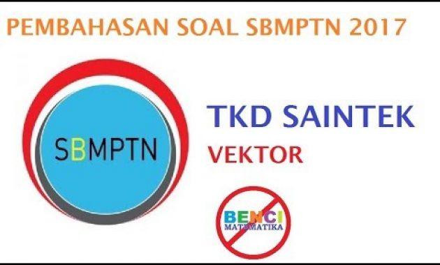 SBMPTN dan Contoh Soal: Pembahasan Soal SBMPTN 2017 ...