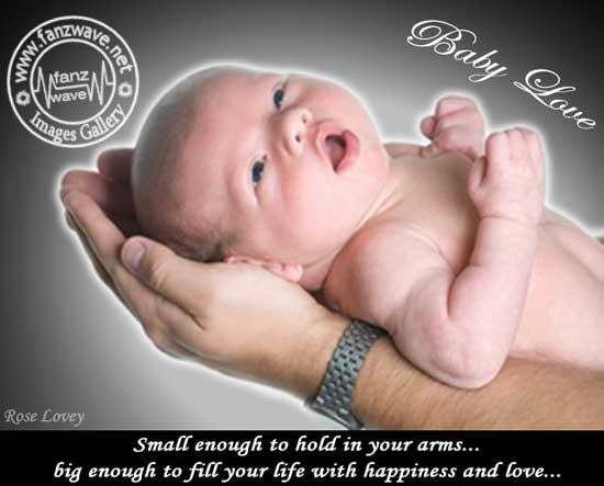 Small Enough To Hold In Your Arms Big Enough To Fill Your