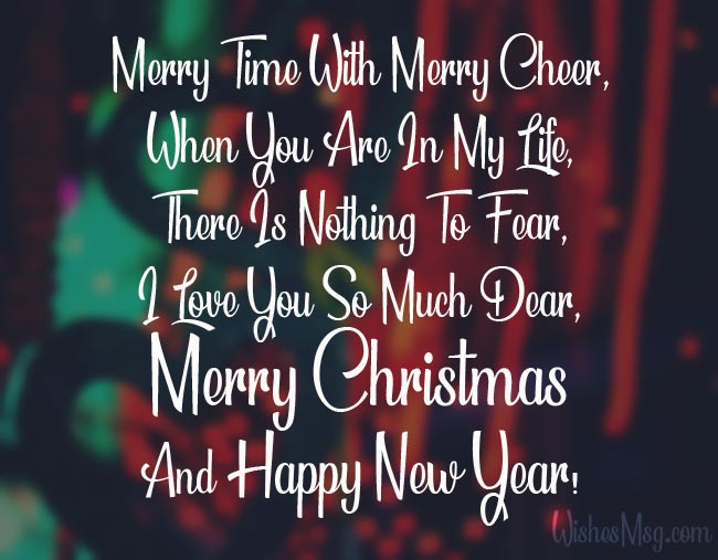 Let My Love Become Your Christmas Star When You Are In Doubt Let My Feelings Be Your Christmas Lights When You Seem Lost Turn To Me Merry Christmas