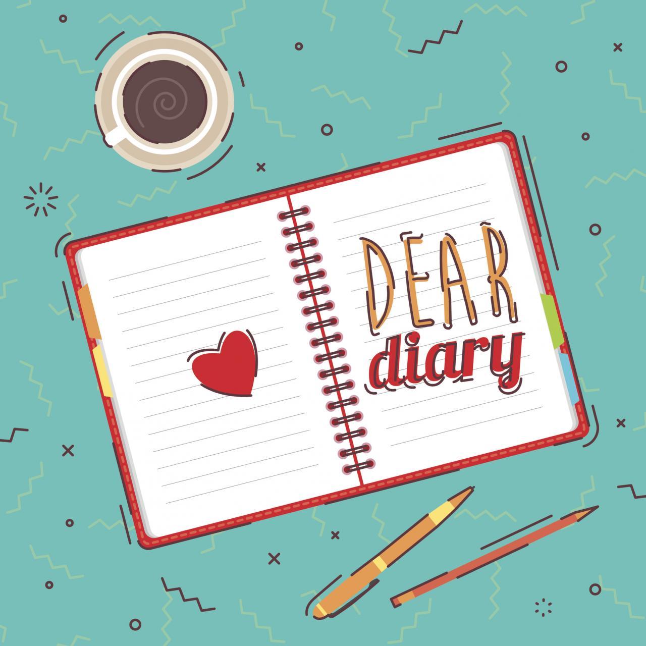 National Dear Diary Day