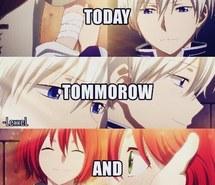 Akagami No Shirayukihime Anime Couple Love Quotes