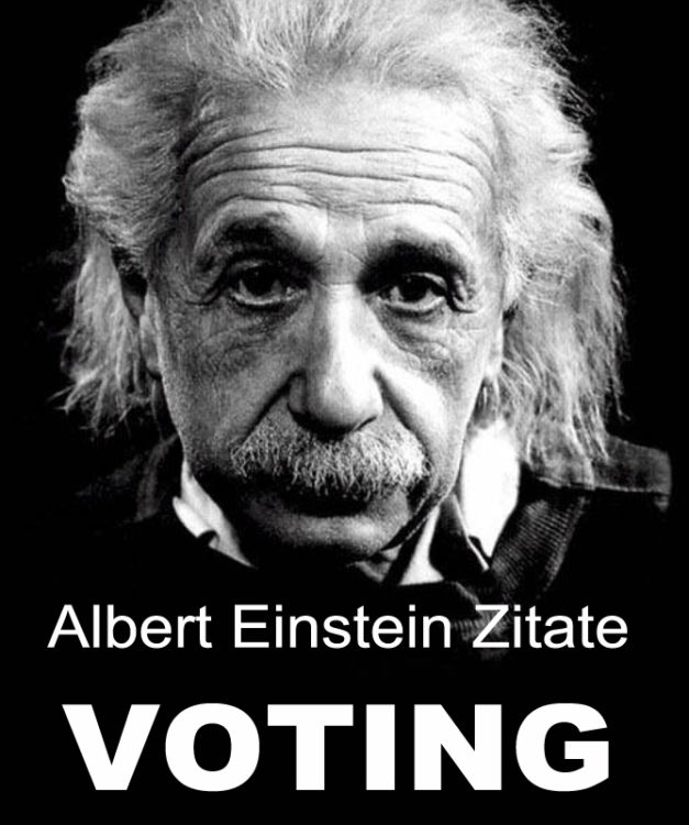 Beschreibung Gewinnspiel Stimmen Sie Jetzt Fur Das Beliebteste Albert Einstein Zitat