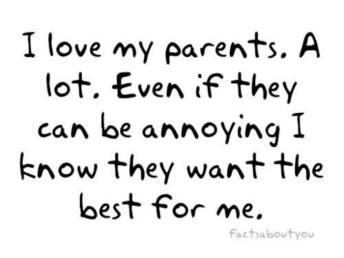 We Never Know The Love Of Our Parents For Us Until We Have Became Parents