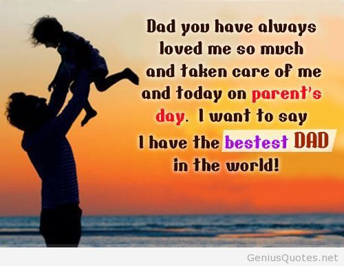 Best Quotes Messages For Parents Day