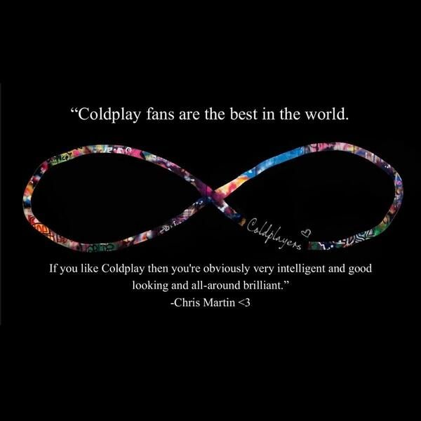 Coldplayers By Cm You Dont Even Know How Much I Love This