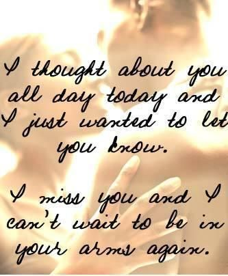 Missing You Quotes For Him Telling Him Her How Much He She Means